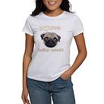 Shug The Scottish Pug Loves You T-Shirt