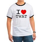 I heart twat Ringer T