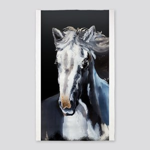 Horse Ghost Area Rug