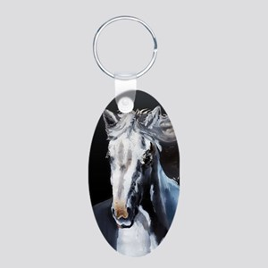 Horse Ghost Keychains