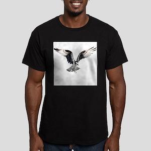 Hunting osprey Ash Grey T-Shirt