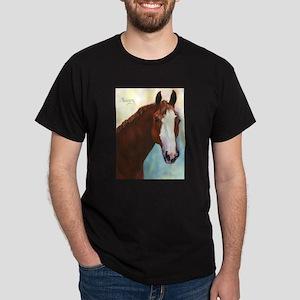 Dressage Horse Office Supplies Tuscany Dark T Shirt