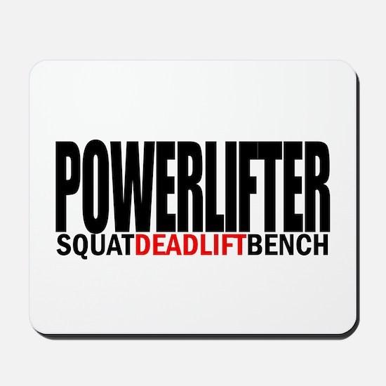 POWERLIFTER Mousepad