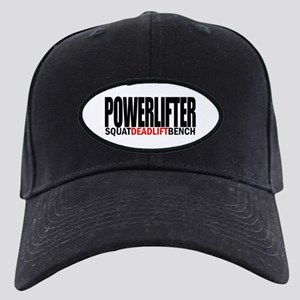 POWERLIFTER Black Cap