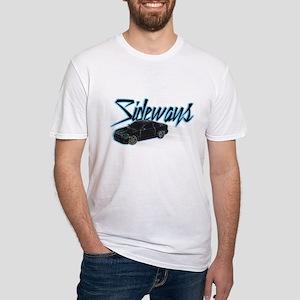 Sideways Fitted T-Shirt