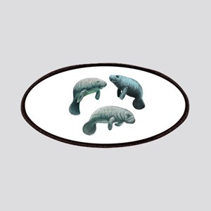 MANATEES Patch