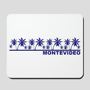 Montevideo, Uruguay Mousepad