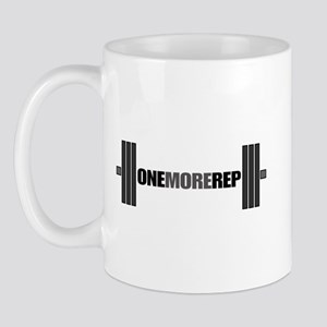 ONE MORE REP Mug