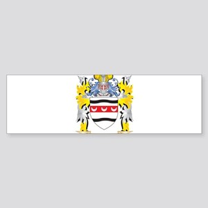 Dadd Coat of Arms - Family Crest Bumper Sticker