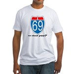 I 69 Fitted T-Shirt