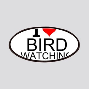 I Love Bird Watching Patch