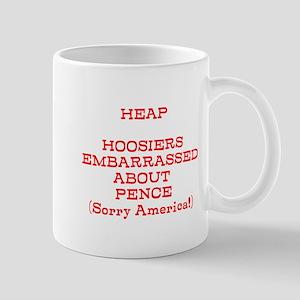 HEAP Tee Mugs