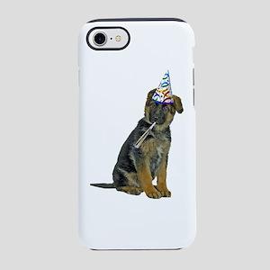 German Shepherd Party iPhone 8/7 Tough Case