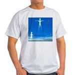 49.aspectz or the soul. . ? Ash Grey T-Shirt