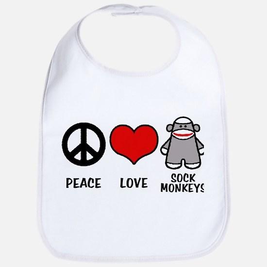 peacelovesockm254 Baby Bib