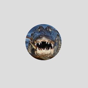 Alligator Mini Button