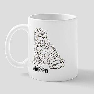 BW Pei Mug