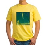 49.aspectz or the soul. . ? Yellow T-Shirt