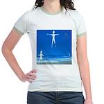 49.aspectz or the soul. . ? Jr. Ringer T-Shirt