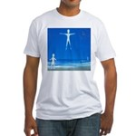 49.aspectz or the soul. . ? Fitted T-Shirt
