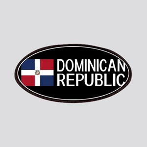 Dominican Republic: Dominican Flag & Dominic Patch