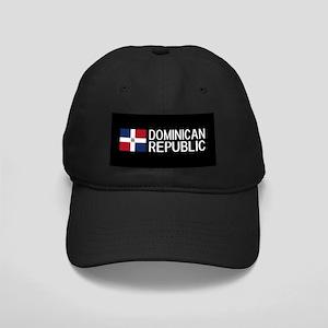 Dominican Republic: Dominican Flag & Dom Black Cap