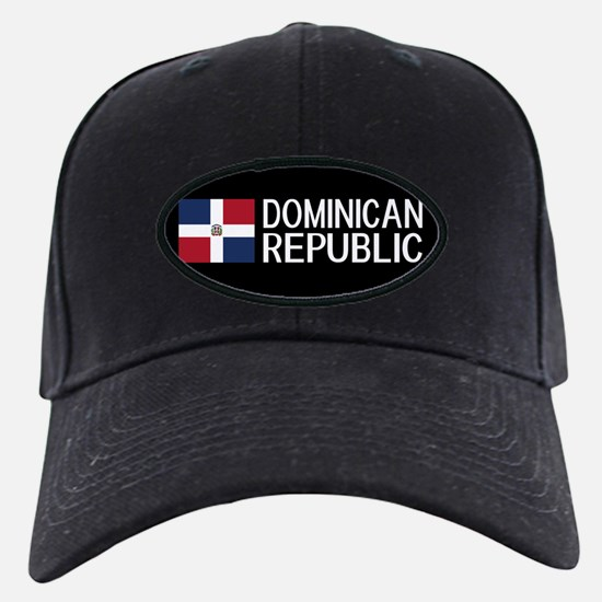 Dominican Republic: Dominican Flag & Dom Baseball Hat