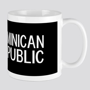 Dominican Republic: Dominican Flag & Do Mug
