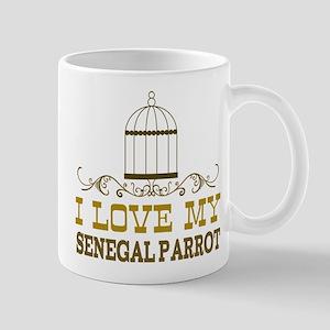 senegal parrot lover bird Mug