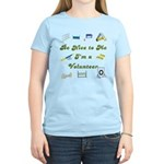 Agility Volunteer Women's Light T-Shirt