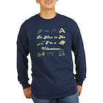 Agility Volunteer Long Sleeve Dark T-Shirt