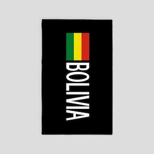 Bolivia: Bolivian Flag & Bolivia Area Rug