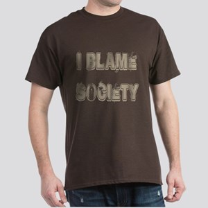 Blame Society Dark T-Shirt