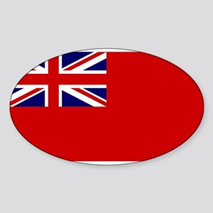 Red Duster Union Jack Sticker