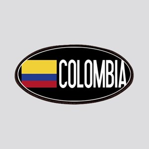 Colombia: Colombian Flag & Colombia Patch