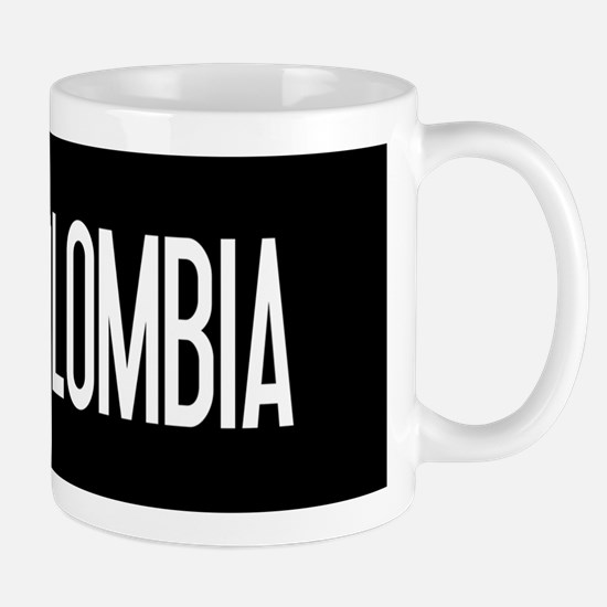 Colombia: Colombian Flag & Colombia Mug