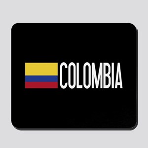 Colombia: Colombian Flag & Colombia Mousepad