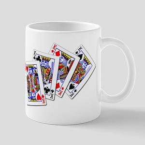 Four Kings Mugs