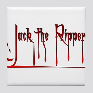 The Ripper Tile Coaster