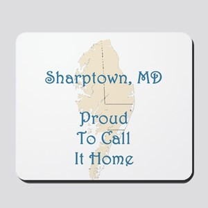 Proud to Call it Home Mousepad