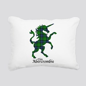 Unicorn - Abercrombie Rectangular Canvas Pillow