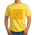 90y.truest self. .? Yellow T-Shirt
