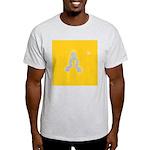 90y.truest self. .? Ash Grey T-Shirt