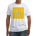 90y.truest self. .? Fitted T-Shirt