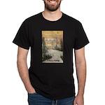 Love Under the Mistletoe Dark T-Shirt