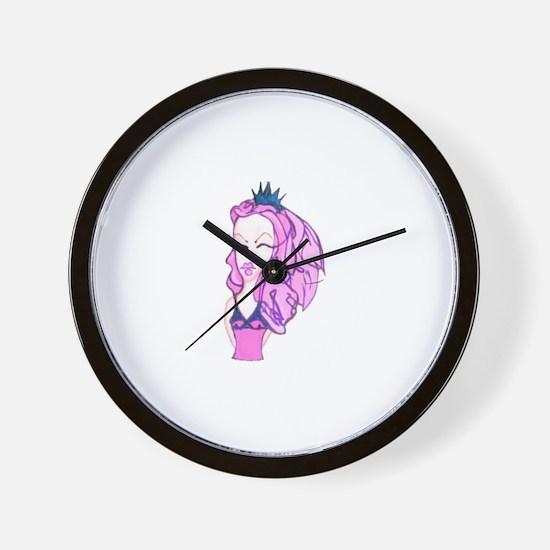 Cute Keenan Wall Clock