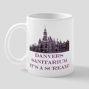 DANVERS SANITARIUM Mug