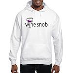 Wine Snob Hooded Sweatshirt