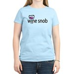 Wine Snob Women's Light T-Shirt