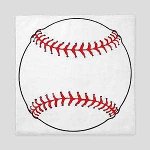 Grunge Baseball Queen Duvet